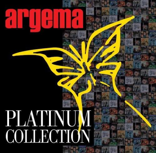 CD ARGEMY - PLATINUM COLLECTION