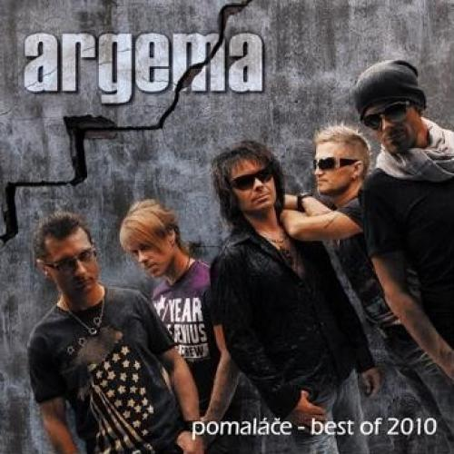 CD ARGEMY - Pomaláče - best of 2010