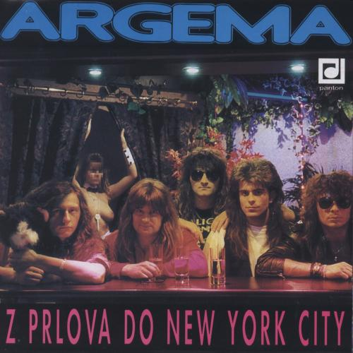 CD ARGEMY - Z Prlova do New York City